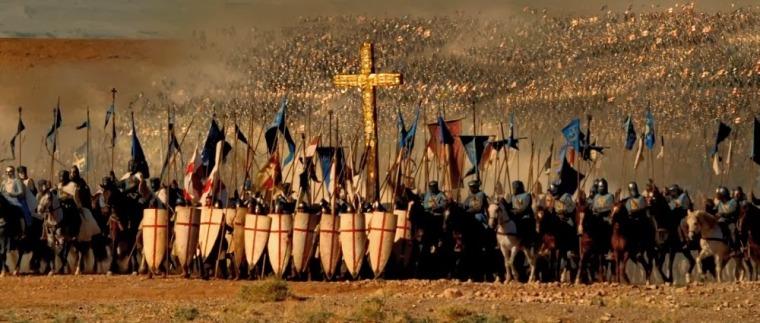 Αποτέλεσμα εικόνας για σταυροφορίες
