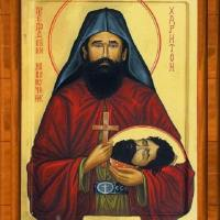 Ο Άγιος Νεομάρτυς του Κοσόβου Χαρίτων (+1999)