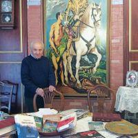 Εφημερίδα Δημοκρατία-Κώστας Δούκας: «Πρώτος ο Ομηρος μίλησε για τον τριαδικό Θεό»