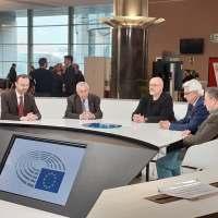 Αθ. Κωνσταντίνου: Ερώτηση για την Ευρωπαϊκή Αμυνα