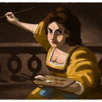 Αρτεμισία Τζεντιλέσκι : Η άγνωστη ζωγράφος του Μπαρόκ.